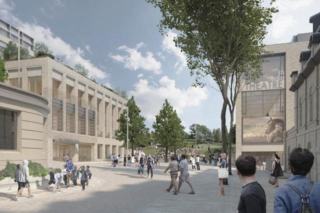 civic centre image a
