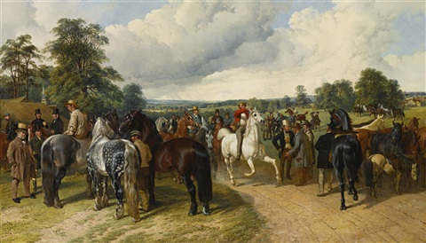 horse-fair