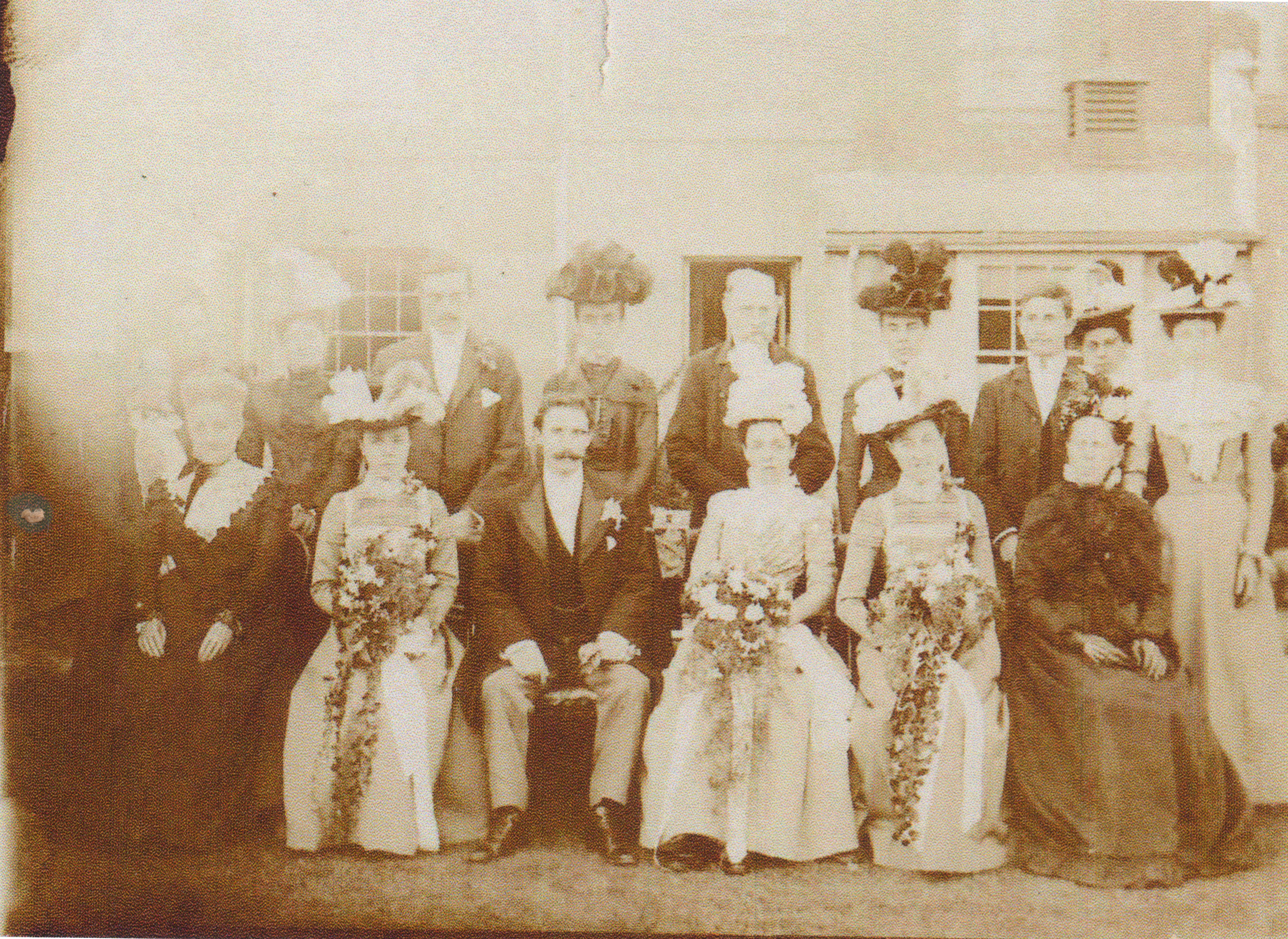 1900 wedding copy